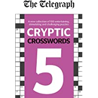 The Telegraph Cryptic Crosswords 5 (The Telegraph Puzzle Books)