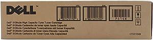 Dell P614N Cyan Toner Cartridge 5130cdn Color Laser Printer