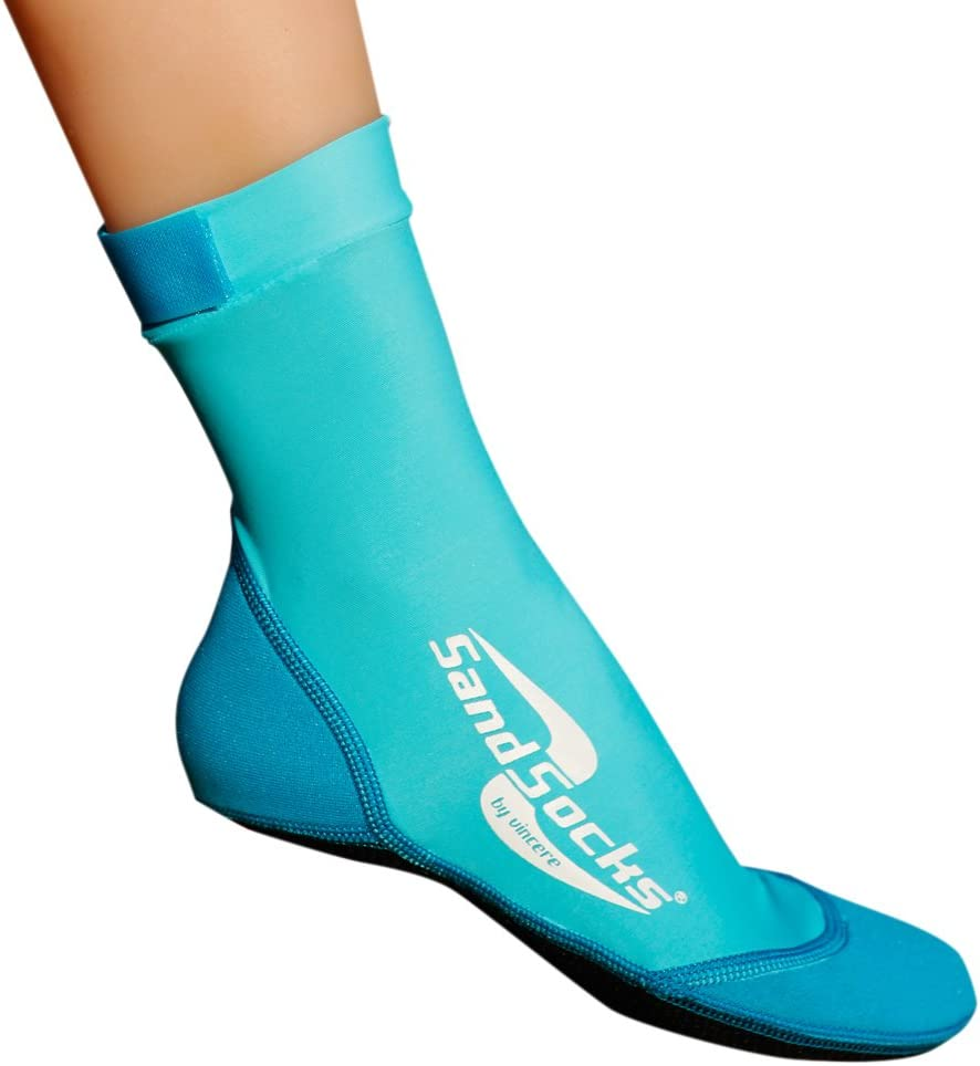 Vincere Sports Sand Socks Beach Volleyball Or Soccer Snorkeling Watersports Amazon Ca Sports Outdoors