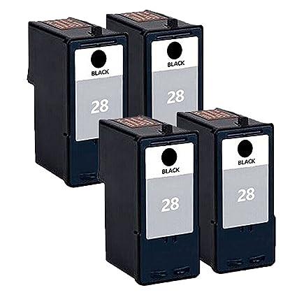 Compatible Cartuchos de Tinta Lexmark 28 29 Lexmark X5070 X5075 ...