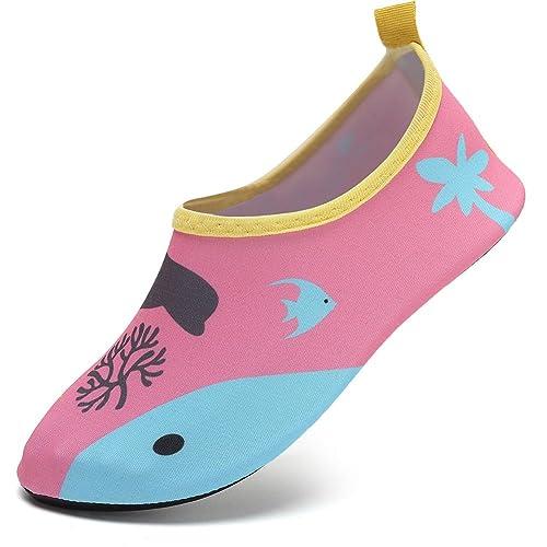 CIOR - Calcetines de agua, tipo zapatillas, de secado rápido, ligeros, perfectos