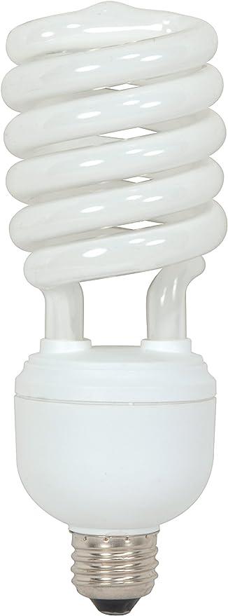Satco S7336 - Spiral CFL 5000K - 120V Bulb
