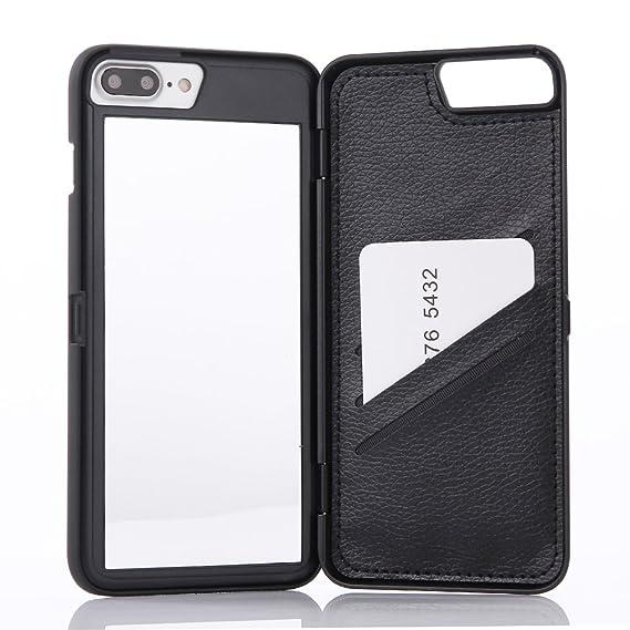 official photos cda5c f3f4b Amazon.com: iPhone 7 Plus Case, iPhone 8 Plus Case,Wetben Hidden ...