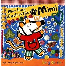 Mon livre d'activités avec Mimi