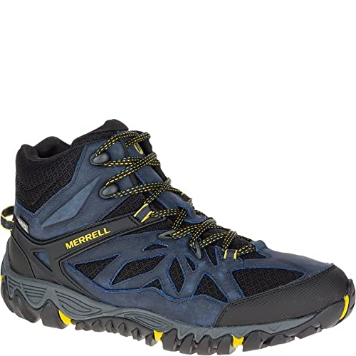 05a6bc8a4e2 Amazon.com | Merrell Men's All Out Blaze Vent Mid Waterproof Hiking ...