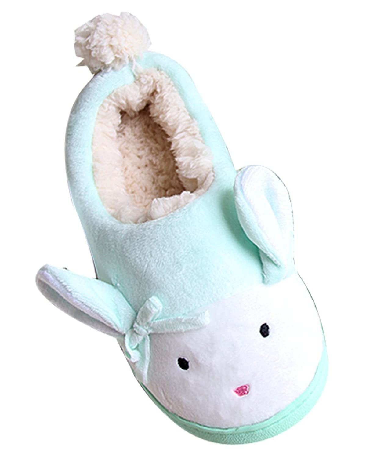 Cattior Womens Cute Warm Bunny Slippers House Shoes