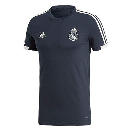adidas 2018-2019 Real Madrid Training tee (Dark Grey)