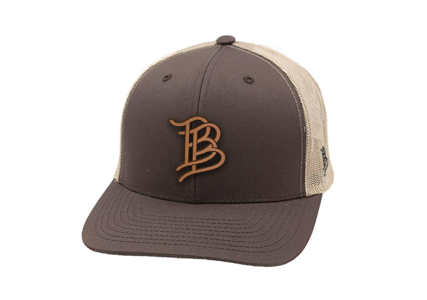Branded Bills The Cutout Curved Trucker