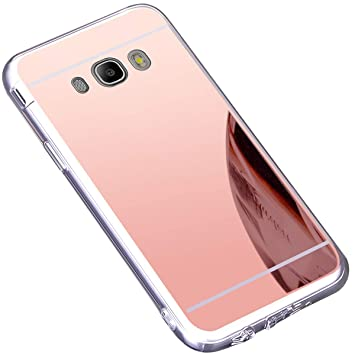 sale retailer 987cd f0c21 Surakey Compatible for Samsung Galaxy J5 Case, Bright: Amazon.co.uk ...
