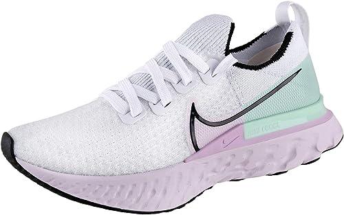 NIKE React Infinity Run Flyknit, Zapatillas de Running para Mujer ...