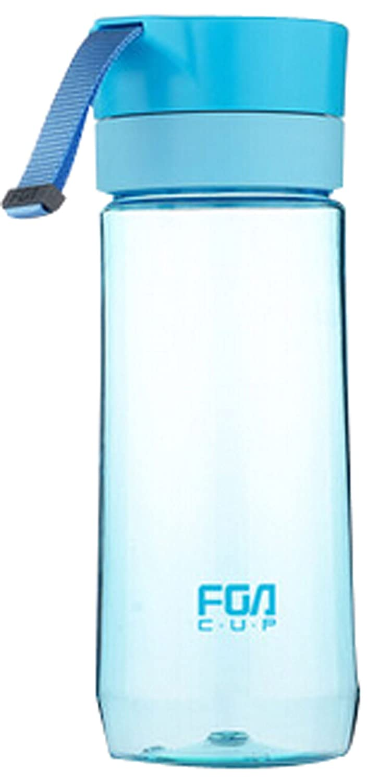 500 mlカバーフィルタでロープ茶カッププラスチックカップLoveマグカップブルー B00Z9PMN5G
