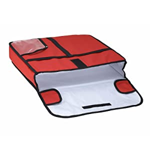 Winco BGPZ-20 Pizza Bag, 20-Inch by 20-Inch by 5-Inch