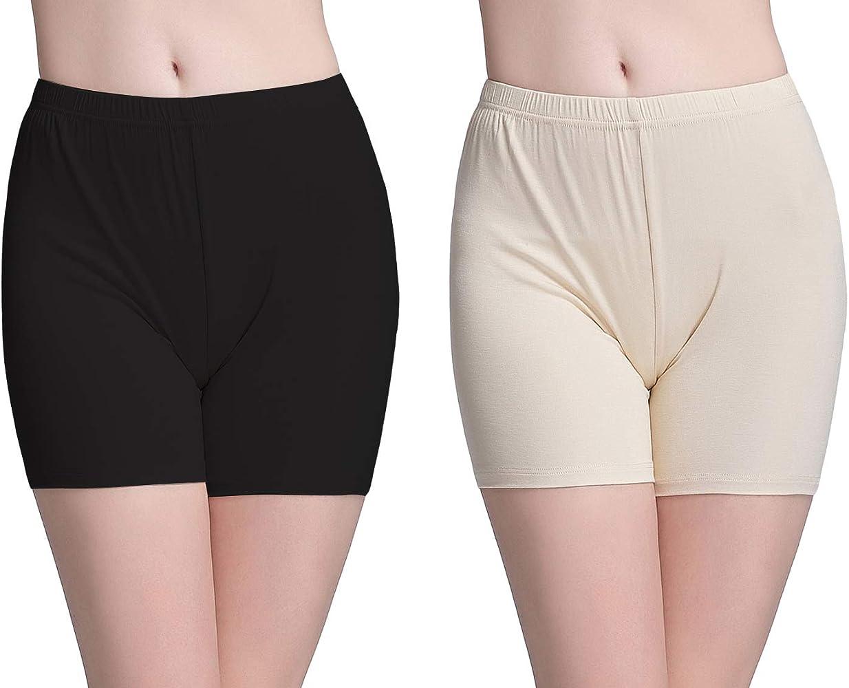 Vinconie Bragas Shorts Leggings Cortos Encaje Mujer Pantalon Short ...