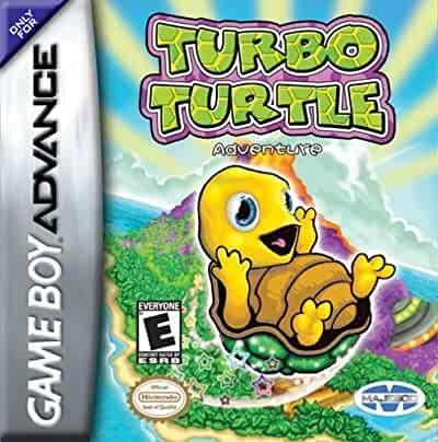 Turbo Turtle Adventure