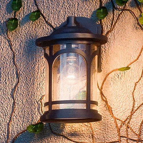 Cabin Outdoor Wall Lighting