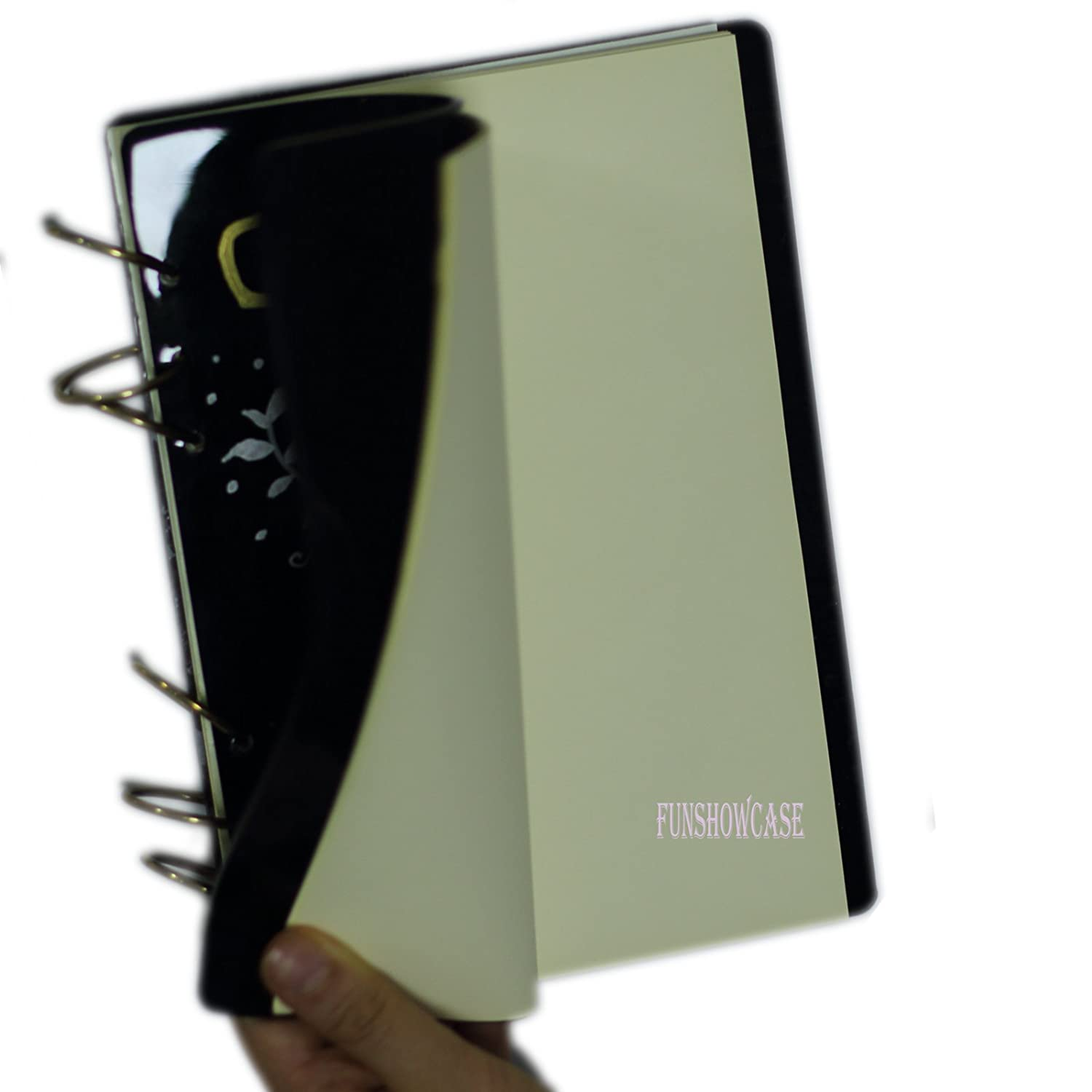 Funshowcase Book Covers Bookmarks Card Cover Silicone Resin