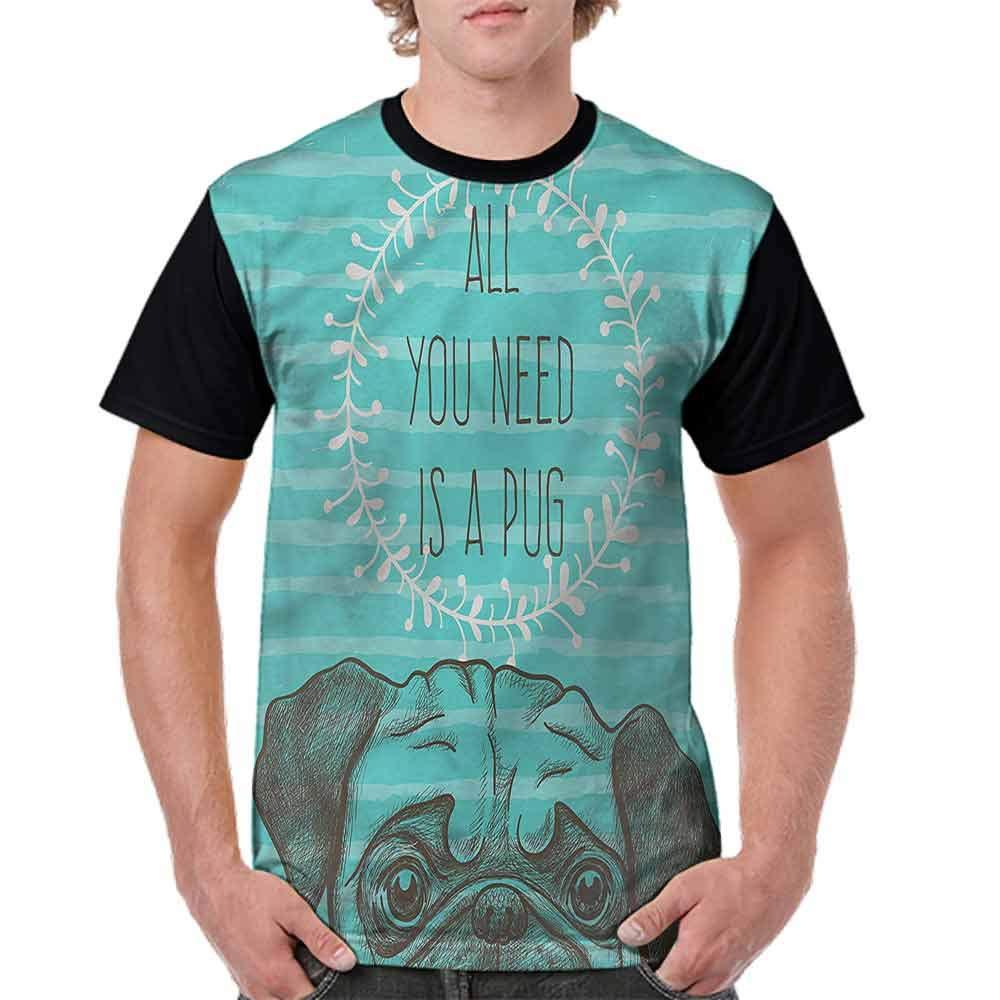 BlountDecor Classic T-Shirt,Dog Celebration Alcohol Fashion Personality Customization