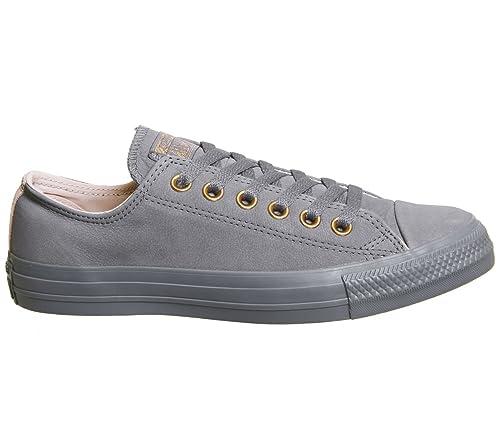 Calzado Deportivo para Mujer, Color Gris, Marca CONVERSE, Modelo Calzado Deportivo para Mujer CONVERSE 161269C Gris: Amazon.es: Zapatos y complementos