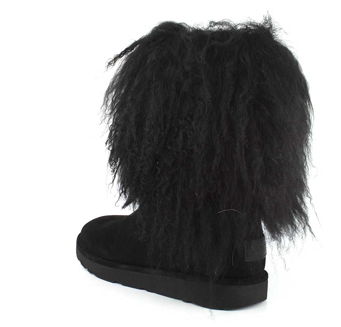 d3a13ca2f29 UGG Australia Womens LIDA Closed Toe Mid-Calf Fashion Boots, Black ...