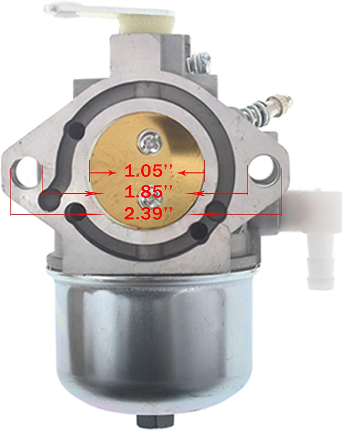 ALL-CARB Carburetor Replacement for Briggs /& Stratton 13HP I//C Gold 28M707 28M706 28R707 Replace 283702 283707 284702 284707 284777 286702