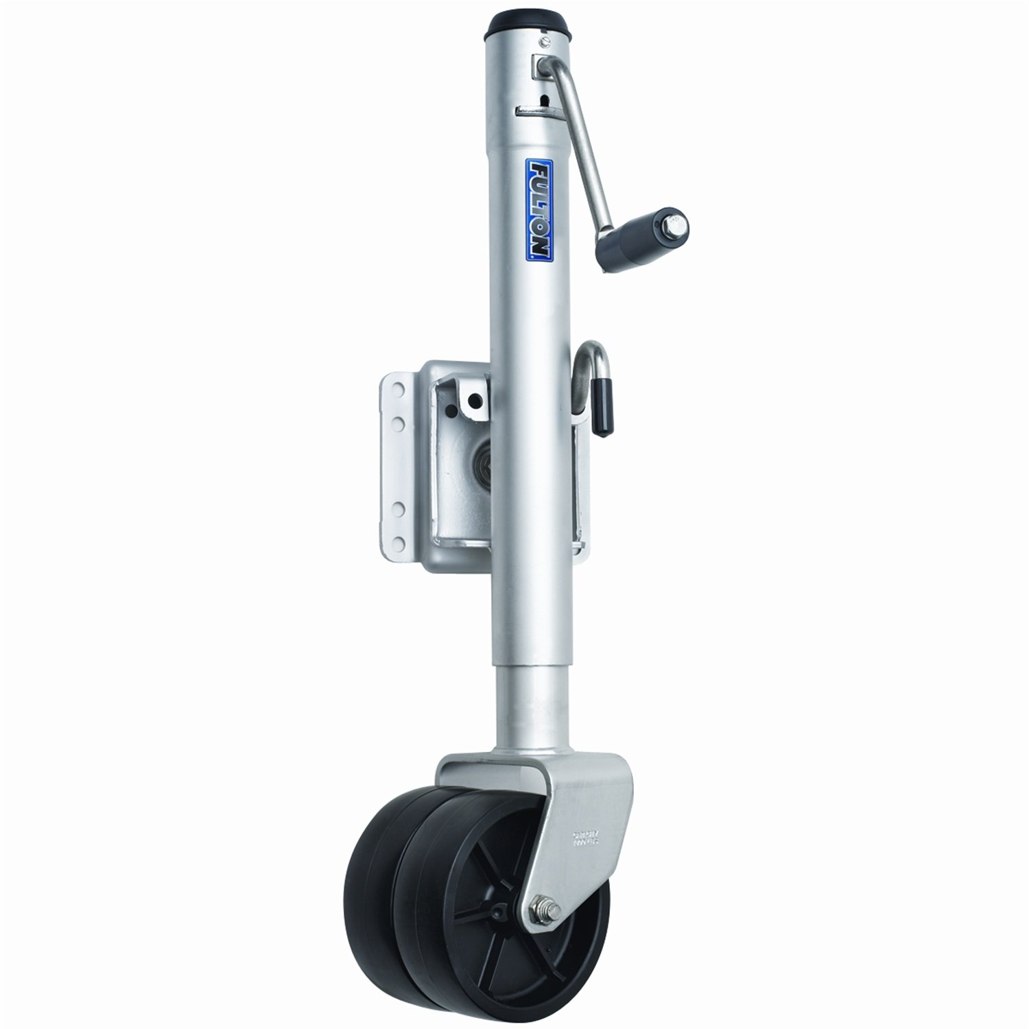Fulton 1500-Pound Swing-Away Dual Wheel Marine Jack by Fulton