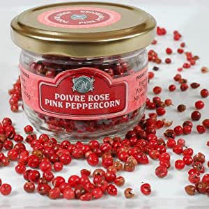 French Dried Peppercorns - Pink - 12 x 1.2 oz