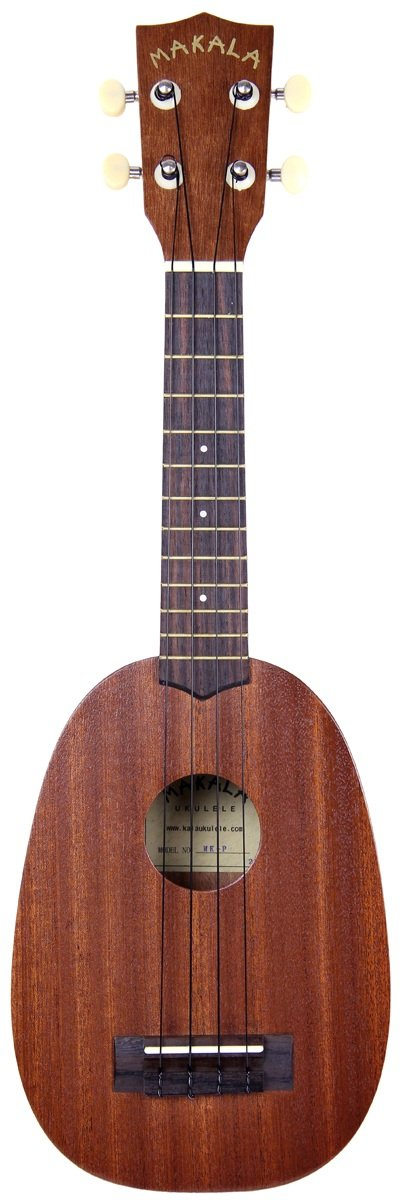 Kala KA-MK-P Makala Pineapple-Style Soprano Ukulele MKP