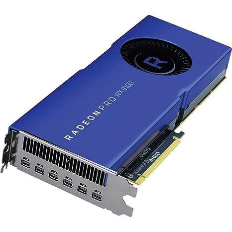 AMD 100-505957 - Tarjeta gráfica (Radeon Pro WX 9100, 16 GB ...