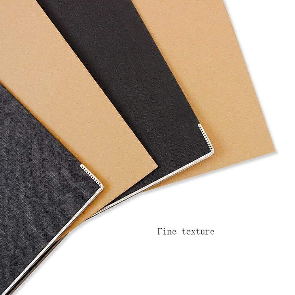 Color : Beige, Dimensione : 31.5 * 28.8 * 7.3cm LQW HOME Cartella Perforata Finitura Multistrato Rimovibile Lima Perforata A4 Doppio Foro Addensato Inserimento memorizzazione Dati