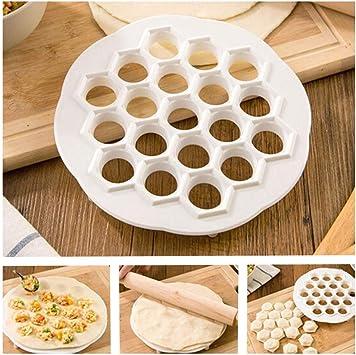 Dumpling Mold Maker Kitchen Dough Press Ravioli Pelmeni Making Mold Maker Tool