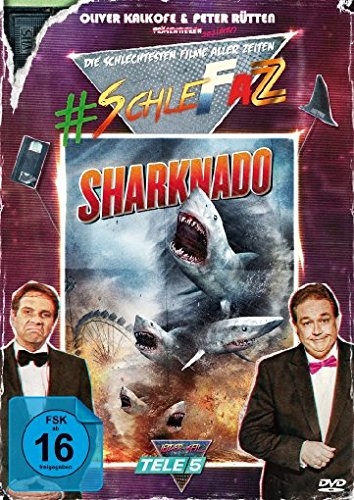 SchleFaZ 1 - Sharknado [Alemania] [DVD]: Amazon.es: Tara Reid, Ian ...