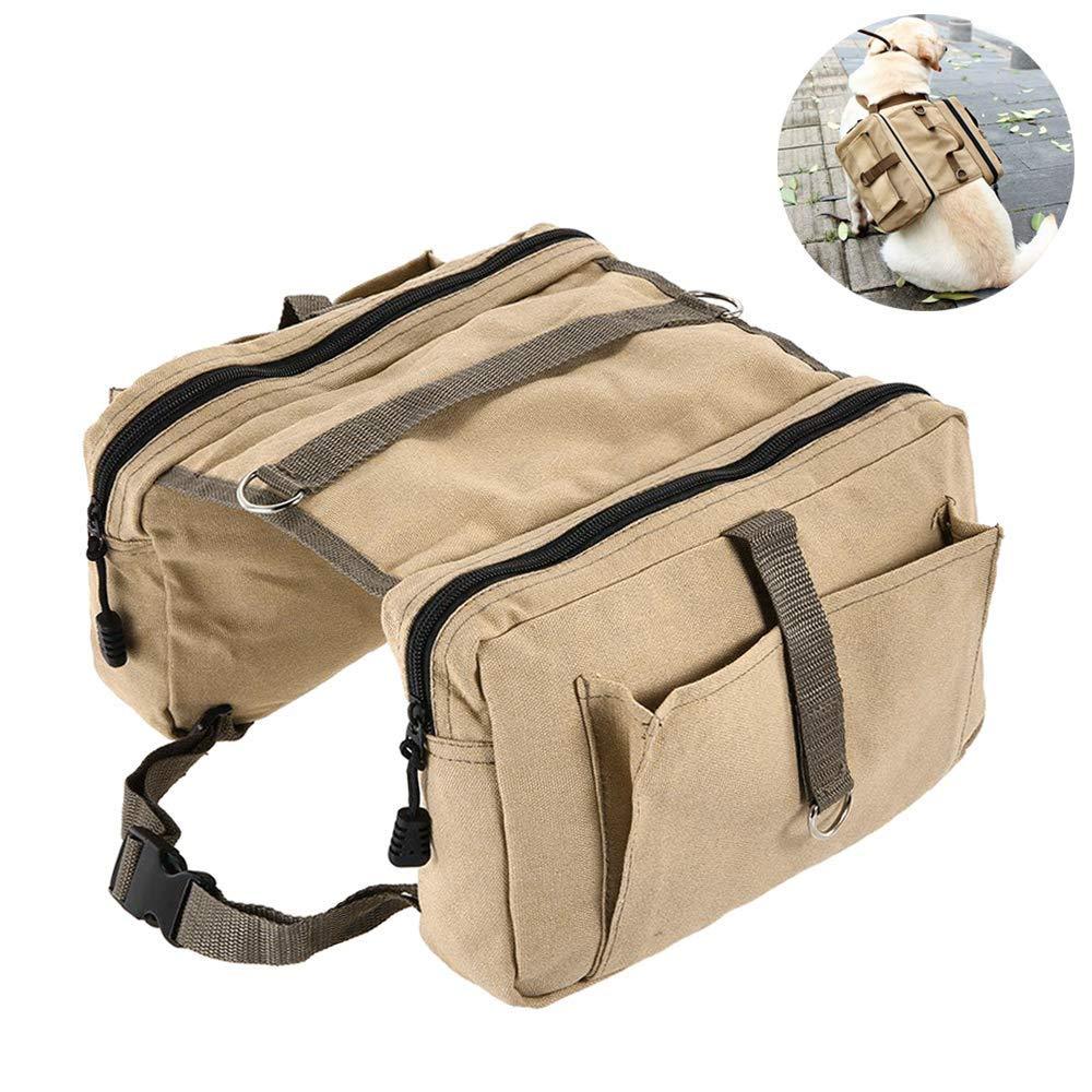 YAJAN-PetBag Porta Bolsas Ajustable para El Camping ...