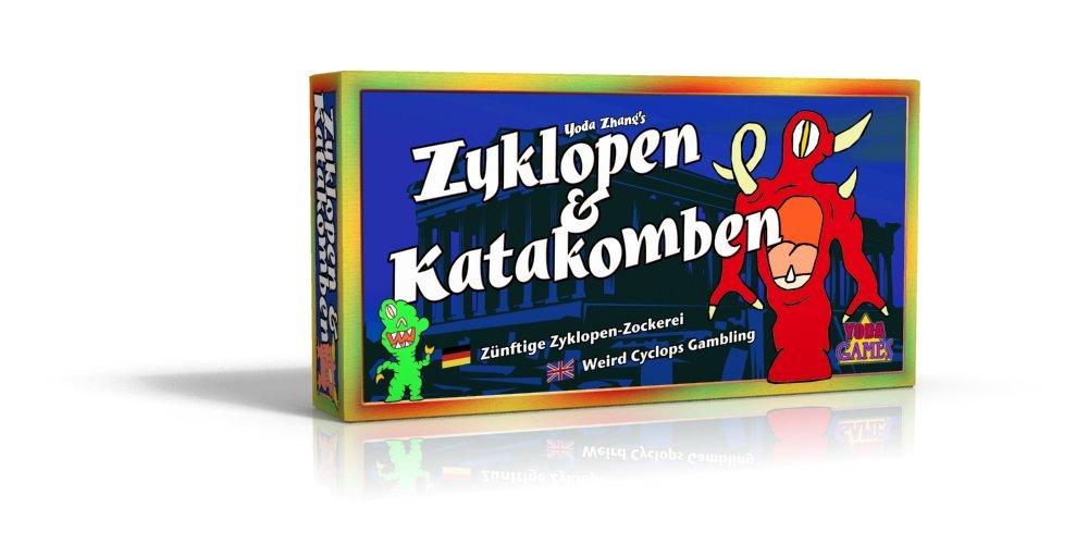 Satire-Rollenspiel YUNGAMES Zyklopen /& Katakomben