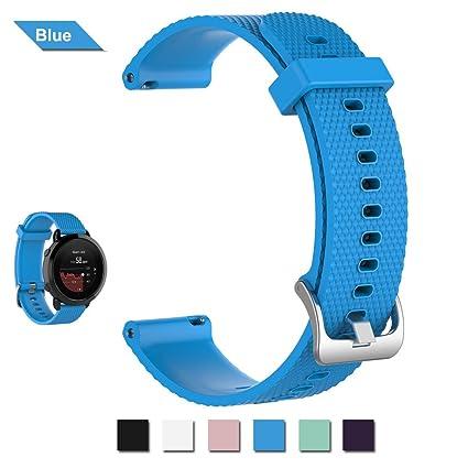 Bemodst Correa de reloj para Suunto 3 Fitness Smartwatch ...