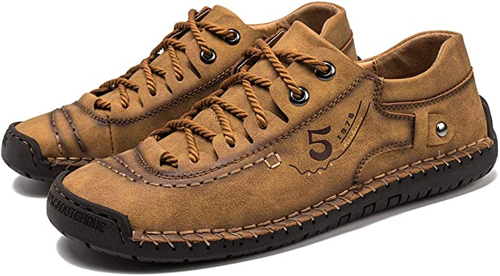 Leather Casual Outdoor Shoes
