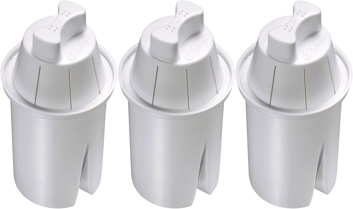 Culligan Replacement Cartridge, Single Unit, White: Replacement Pitcher Water Filters: Kitchen & Dining