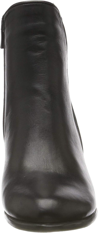 Andrea Conti Damen 1976800 Stiefeletten Schwarz Schwarz 002