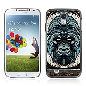 Designer Depo Hard Protection Case for Samsung Galaxy S4 / Beautiful & Sophisticated Gorilla