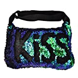 Search : Multi-functional Sequin Waist Pack Bags Cross Body Handbags
