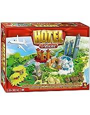 Hotel Deluxe NL/FR - Bordspel voor de hele familie - Duik in het leven van een vastgoedmagnaat - Vanaf 8 jaar - Taal: Nederlands