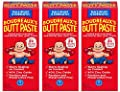 BOUDREAUX Butt Paste Diaper Rash Ointment by BOUDREAUX