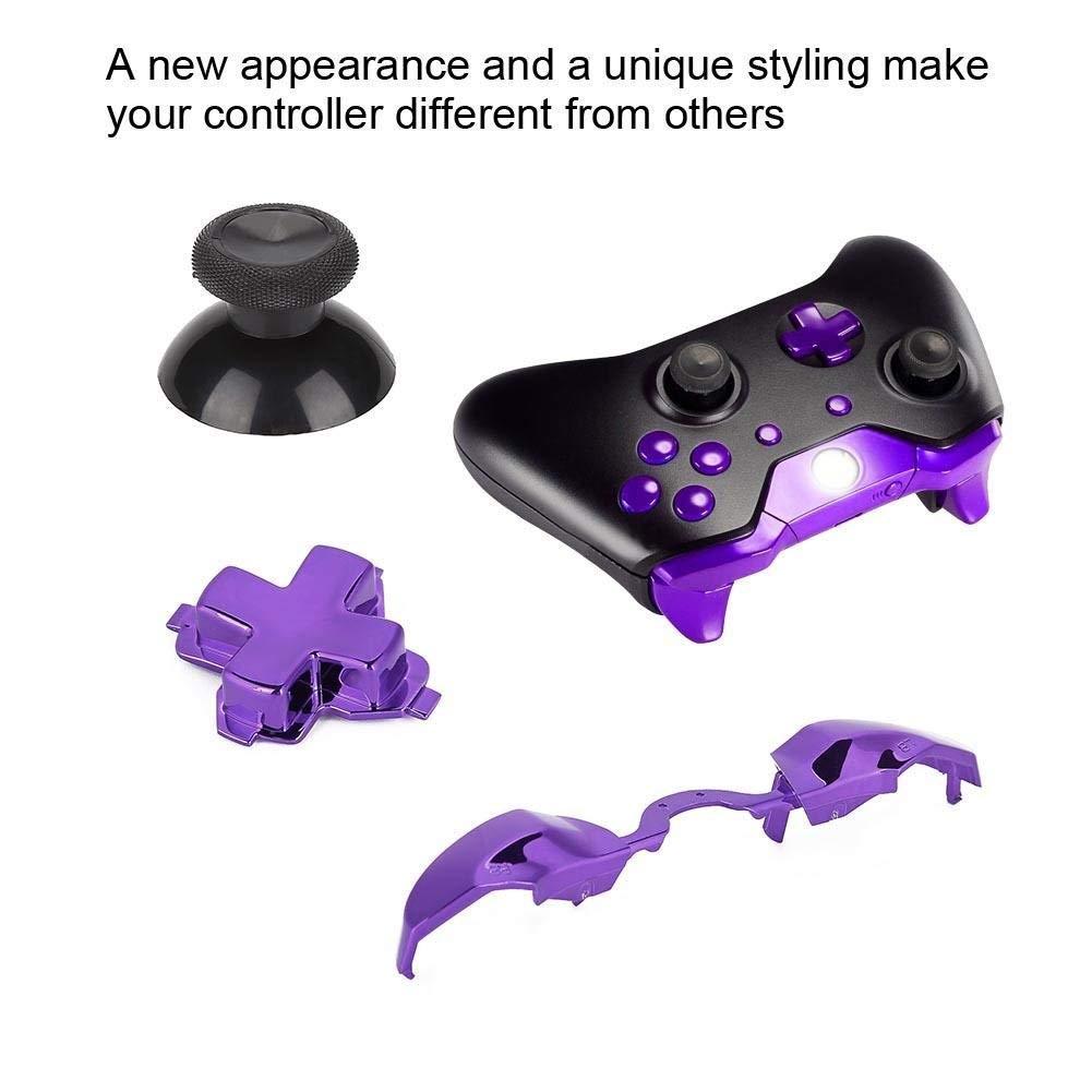 Amazon.com: Juego de piezas de mando de Xbox One Elite ...
