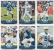 Indianapolis Colts 2013 Topps NFL Football Complete Regular Issue 13 Card Team Set Including Andrew Luck, Reggie Wayne, Vontae Davis, Vick Ballard, Kerwynn Williams, Darius Butler, Robert Mathis, Bjoern Werner, Ty Hilton, Jerrell Freeman, Coby Fleener, Re