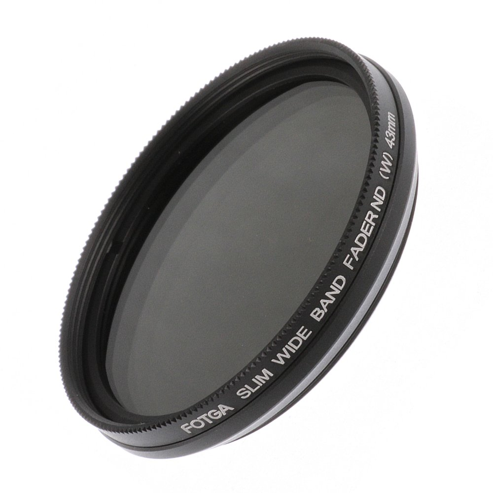 Fotga 72mm Slim Fader Variable Adjustable ND2 to ND400 ND Neutral Density Filter for Nikon Canon Sony Panasonic Olympus Leica Richo Samsung Fujifilm Dslr Cameras Lens Lenses with 72 mm Thread