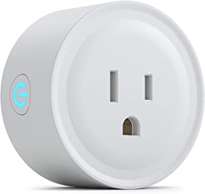 HC Lighting - Alexa, Echo, and Google Assistant Compatible WIFI Smart Plug For Smart Homes and Appliances (4/Pack)