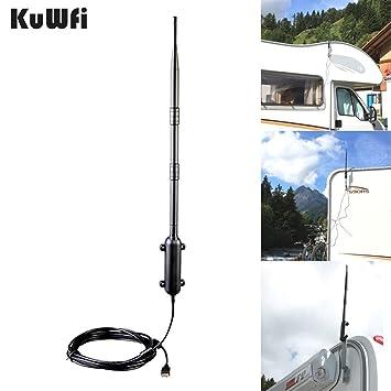KuWFi 150Mbps Ralink RT3070 Max Distance Outdoor: Amazon.co.uk ...