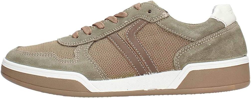 IGI&Co Schuhe Männer niedrige Sneakers 3136422 GRÜN: Amazon