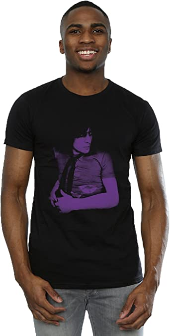 Syd Barrett Men/'s Violet Portrait T-Shirt