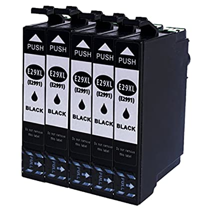 Teng® - Cartuchos de Tinta Epson 29 29XL Compatible con ...