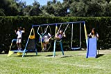 NEW Sportspower Ridgewood Me and My Toddler Metal Swing Set
